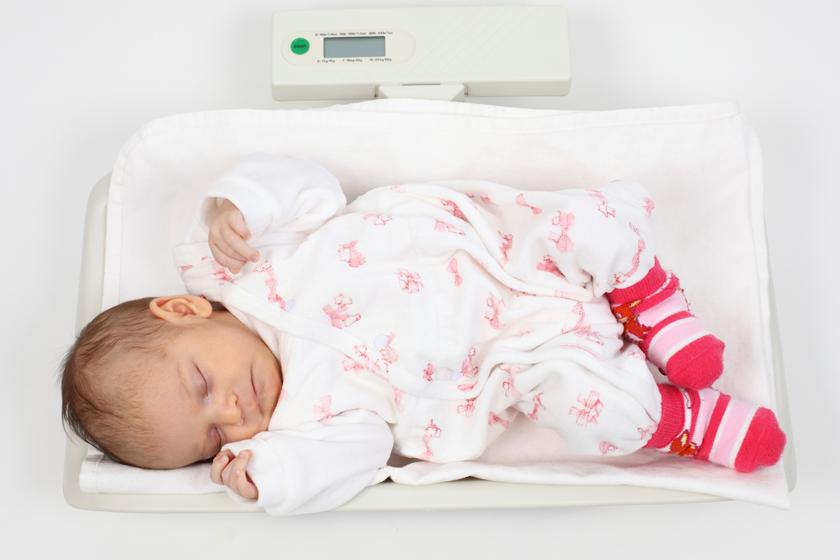 Newborn Weight Gain Whats Normal When To Worry Baby Gooroo