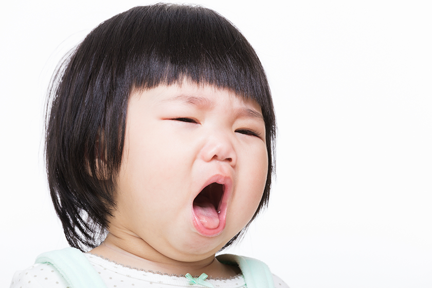 7 ways to cope with coughs | baby gooroo